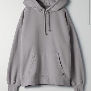 ARITZIA tna boyfriend hoodie